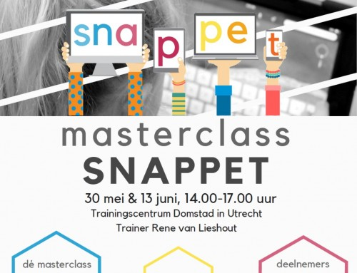 Masterclass Snappet