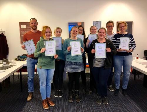 Nieuwe groep ict-coördinatoren opgeleid